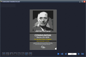Communism Installed Here, Adrien Arcand (1966) free flash flipbook