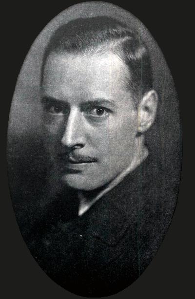 A young Adrien Arcand, circa 1933.