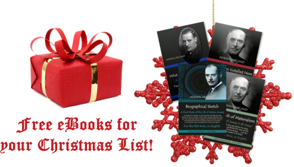 Free ebooks for your Christmas list