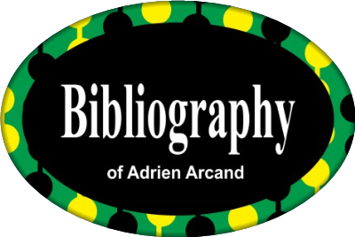 Bibliography of Adrien Arcand