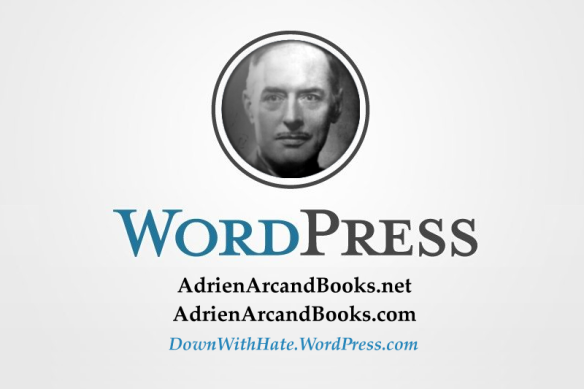 AdrienArcandBooks at WordPress