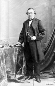 Honorable Solicitor General Hector-Louis Langevin, 1865
