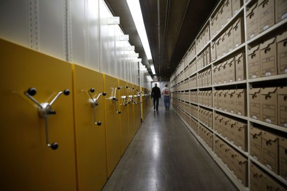 Data Penitentiary or National Archives