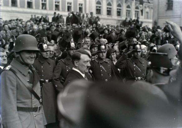 Martin Munkacsi, Adolf Hitler, Potsdam, Day of Potsdam