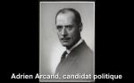 Adrien Arcand, candidat politique