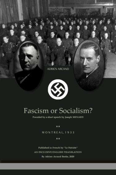 Fascism or Socialism? (1933)