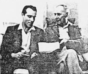 Ernst Zündel, Adrien Arcand