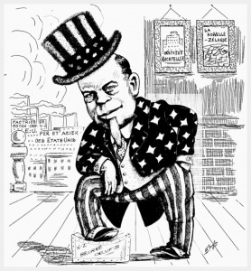 William-Lyon Mackenzie King, our American Prime Minister