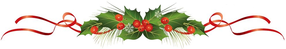 holly and berry sprig