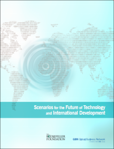 Scenarios for the Future of Technology and International Development